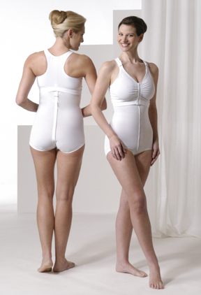 Mid Body Brief Plastic Surgery Compression Garment & Bra Kit - Stages 1 & 3 (Rainey)