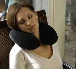 Memory Foam U-Shaped Travel Neck Pillow