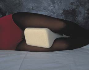 Memory Foam Leg Separator Pillow