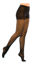 Sigvaris Sheer Fashion Classic Compression Pantyhose - 15-20 mmHg