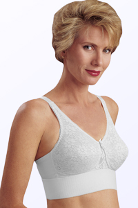 Jodee Embrace Perma-Form Bra (w/ Built-In Form)