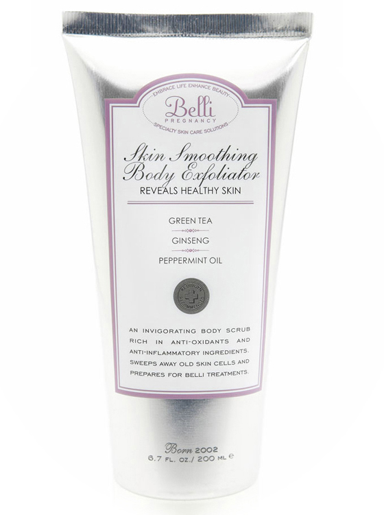 Belli Pregnancy Skin Smoothing Body Exfoliator