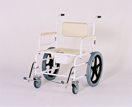 Shower Commode Chair (600 lb capacity)
