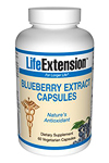 Life Extension Blueberry Extract 60 Vegetarian Capsules