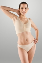 "Surgical Bra W/ 2"" elastic band (Marena) - Opened"