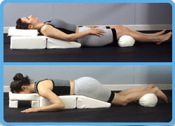 Core Products Medical And Therapy Body Positioning System Pillow