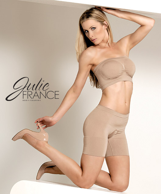Julie France Euroskins Boxer Body Shaper