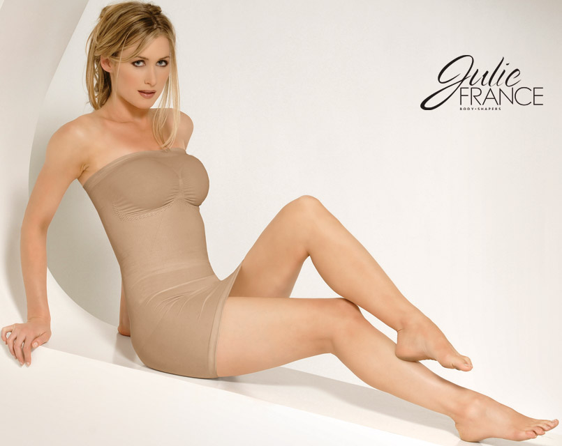 Julie France Euroskins Strapless Dress Shaper