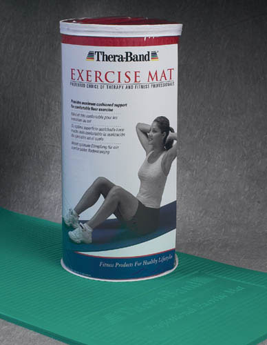 TheraBand Exercise Mat Blue 24 x75 x0.6   (Mfgr #25053)