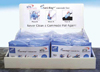 Commode Pail Liners w/Gel Display Pack (10x10 packs)