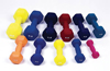 Dumbell Weight Color Neoprene Coated 1 Lb