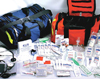 First Responder Kit Orange Nylon w/ Contents
