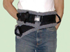SafetySure Transfer Belt Sheepskin Lined Small 23 -36