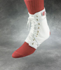 Swede-O Ankle Lok X-Small w/ Stabilizers  White