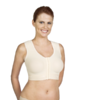 Marena Post-Surgery Molded Cup Reconstruction Bra w/Hook & Eye - OPENED