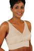 Jodee Celebration Plus Bra (Back hooks only) (Beige)