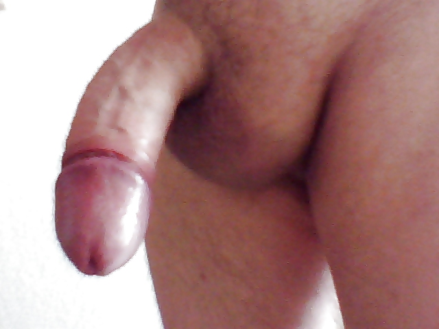Shaved cocks and balls