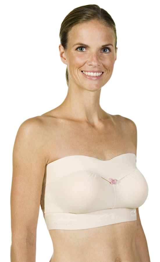 MARENA Breast Augmentation Molded Cup Bra w/Side Opening - CLEARANCE
