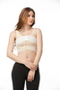 "Breast Surgery Support Bra w/ 2"" Elastic & 3"" Stabilizer Band"